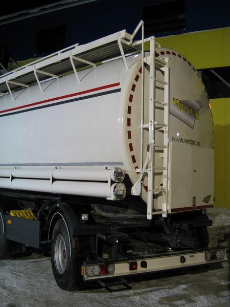 cisterna silo WELGRO 97WSL4332 nuova