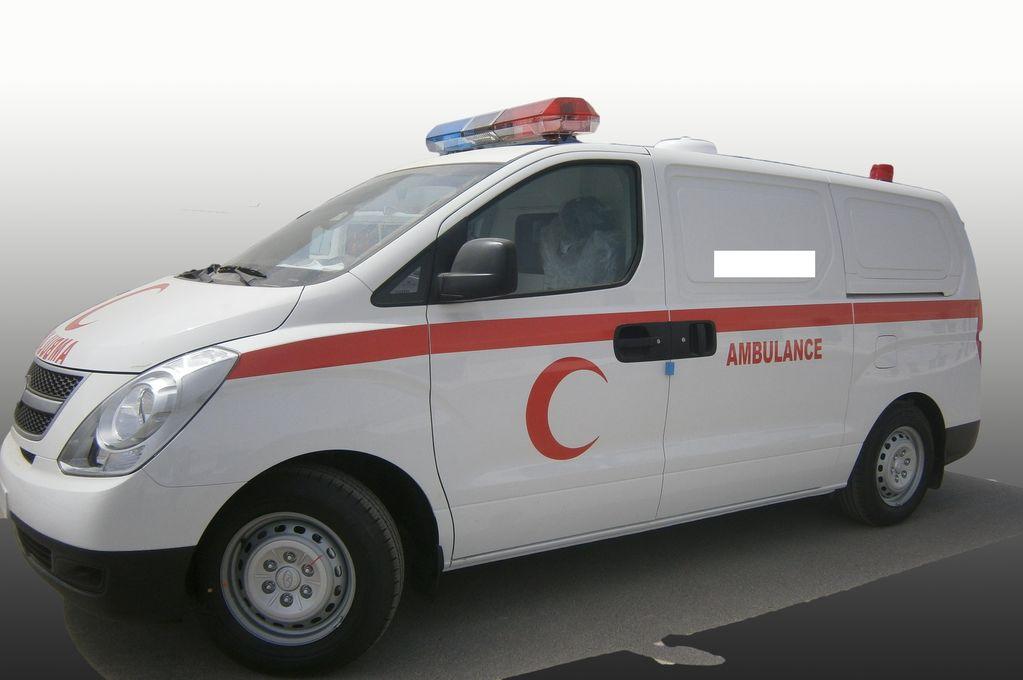 ambulanza HYUNDAI H1 Petrol nuova