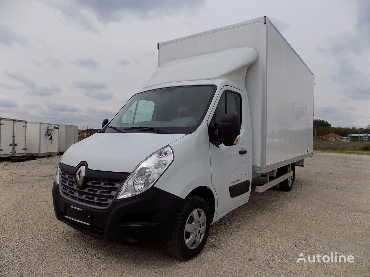furgone autocarro VOLKSWAGEN Crafter XLH2, 15,6m3, 136Ps nuovo