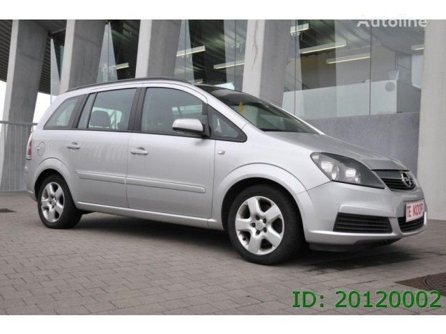 pick-up OPEL ZAFIRA