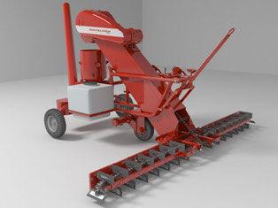 altre macchine agricole ROSTSELMASH Protravitel semyan nuova
