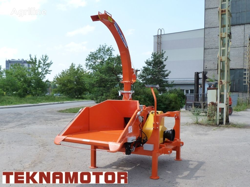 biotrituratore TEKNAMOTOR Skorpion 280RB nuovo