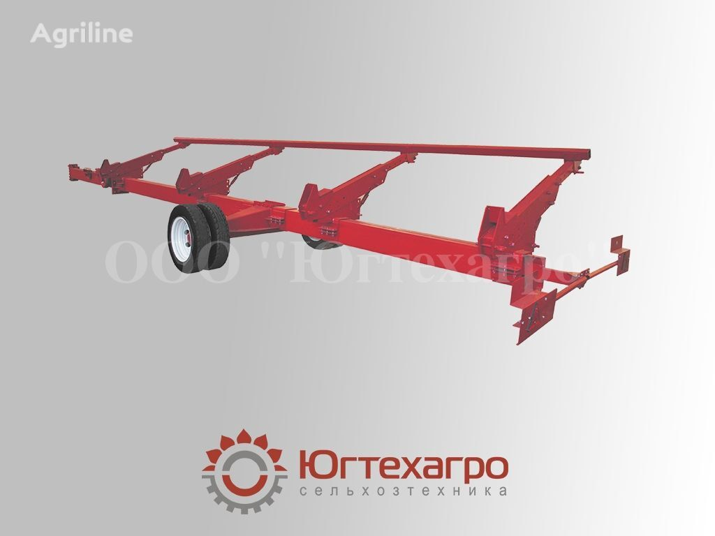 carrello portabarra VTZh 7,5-9 m. OOO