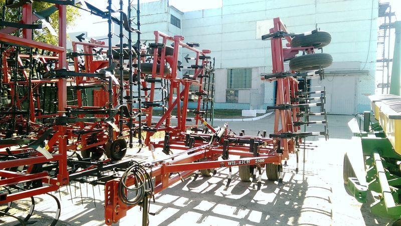coltivatore WIL-RICH 2800 8 i 9metrov NOVYY Katki