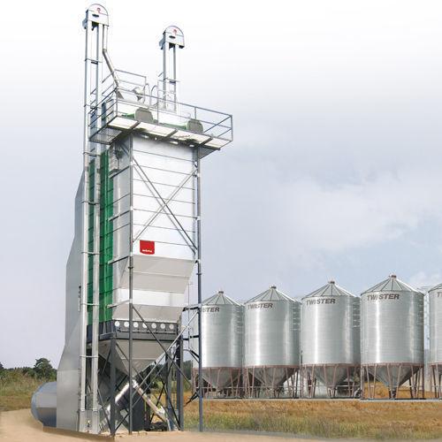 essiccatoio per cereali Potochnye zernosushilki MEPU serii CF