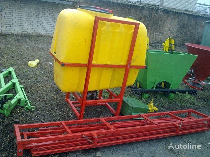 polverizzatore portato Opryskivatel polevoy navesnoy OPN-600 ,krylya 14m. nuovo