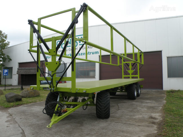 rimorchio agricolo CONOW BTW V 9 Ballen-Transportwagen nuovo