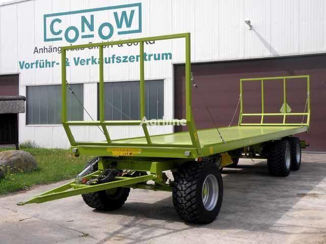 rimorchio agricolo CONOW Ballentransportwagen nuovo