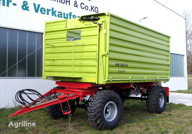 rimorchio agricolo CONOW HW 180 Zweiseiten-Kipper V 9 nuovo