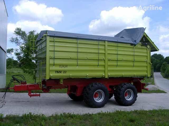 rimorchio agricolo CONOW TMK 22 Universal nuovo
