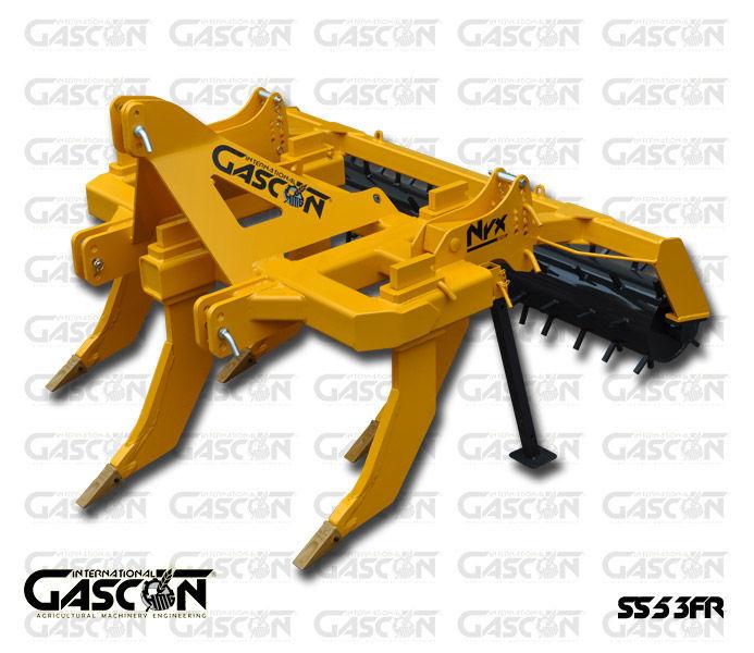 ripper GASCON  Glubokoryhlitel Gascon SS-5-3FR (150-210 l.s.) nuovo