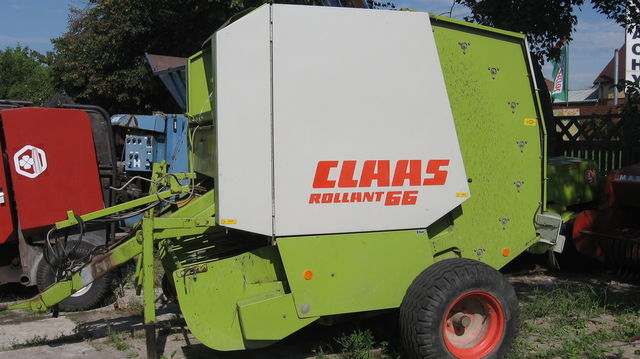 rotopressa CLAAS ROLLANT 66,62.44.46
