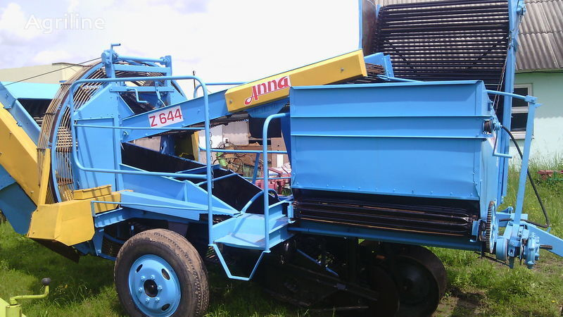 scavapatate AGROMET ANNA-Z644 per elementi