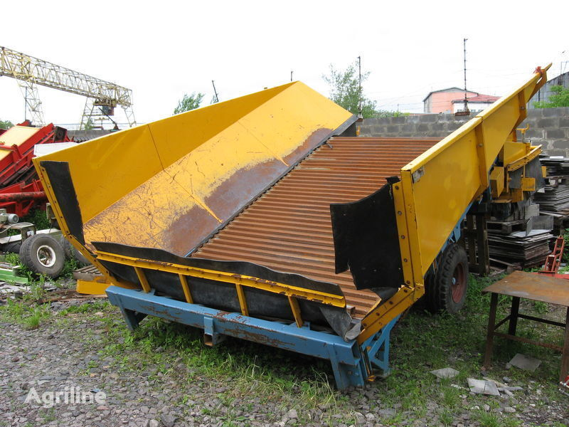 tramoggia CLIMAX CSB 700