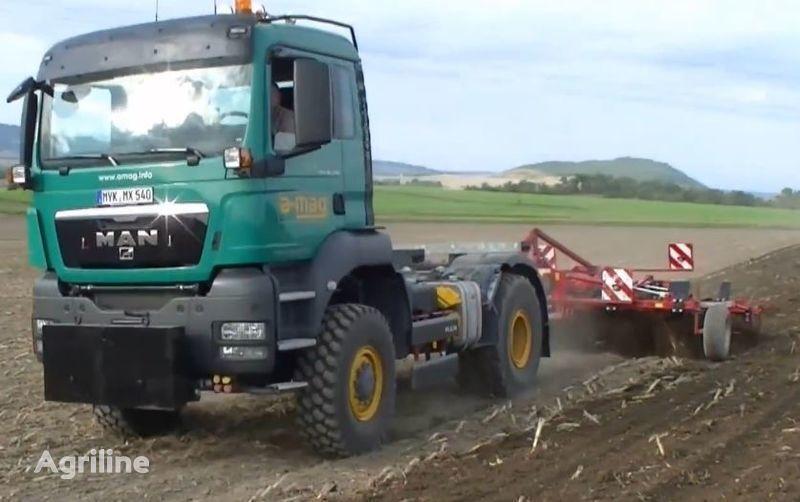 trattore gommato FENDT man-trac.ru
