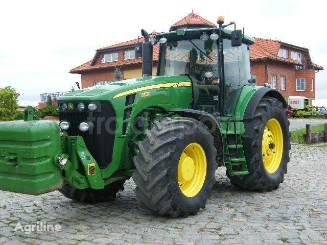 trattore gommato JOHN DEERE 8530