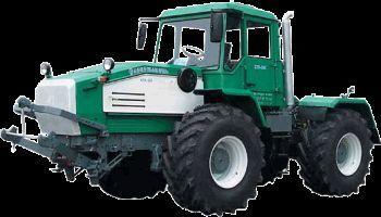 trattore gommato HT3-200