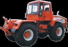 trattore gommato HTA-200-02