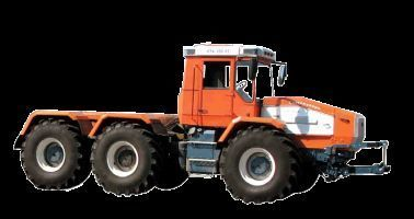 trattore gommato HTA-300-03