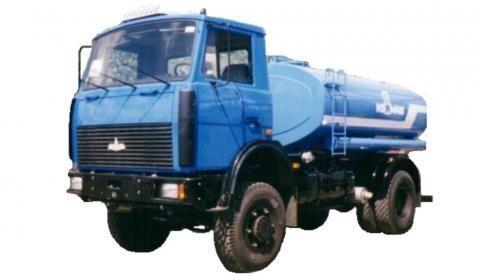 altro macchine comunali MAZ KT-506