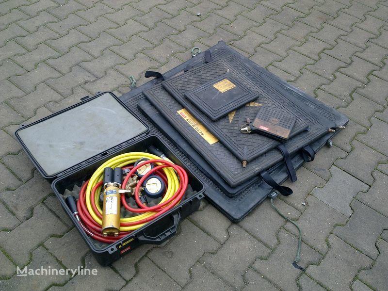 attrezzatura antincendio 6* RESCUE BAG