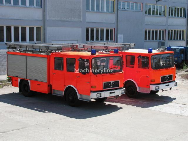 autopompa MAN TLF 14.192  1.700 Liter Wassertank 400 L Schaum