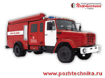 autopompa ZIL ANR-60-800 Avtomobil nasosno-rukavnyy