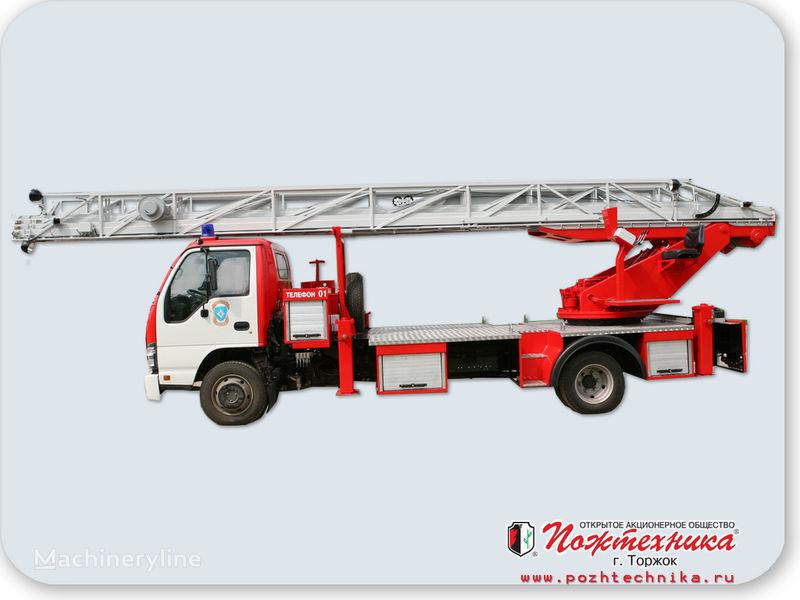 autoscala antincendio ISUZU AL-30