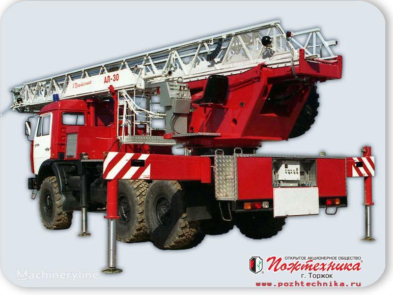 autoscala antincendio KAMAZ AL-30