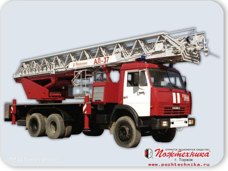 autoscala antincendio KAMAZ AL-37