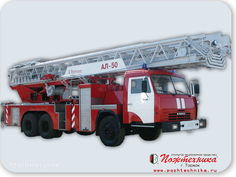 autoscala antincendio KAMAZ AL-50
