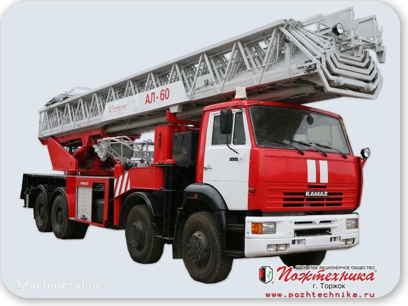 autoscala antincendio KAMAZ AL-60