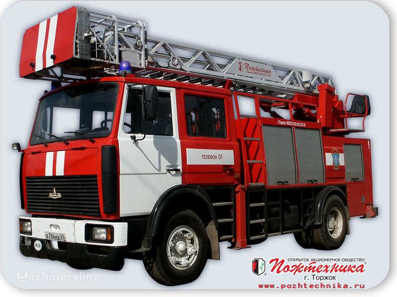 autoscala antincendio MAZ APS(L)-1,25-0,8 Avtomobil pozharno-spasatelnyy s lestnicey