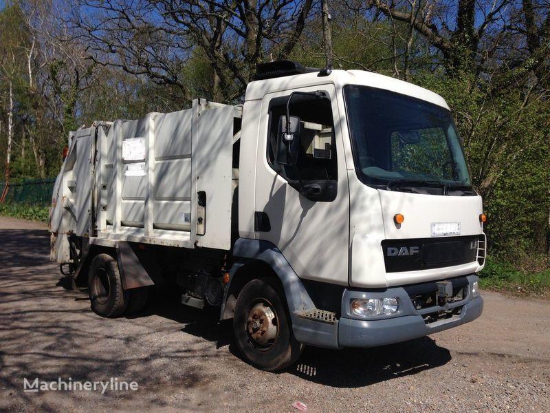 camion dei rifiuti DAF LF