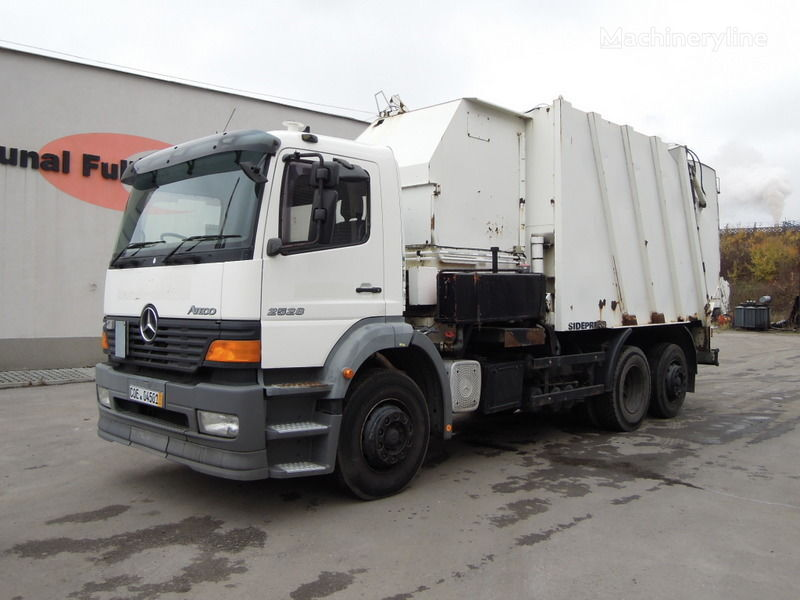 camion dei rifiuti MERCEDES-BENZ Atego 2528 FOR PARTS