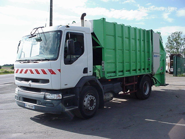 camion dei rifiuti RENAULT PREMIUM 260