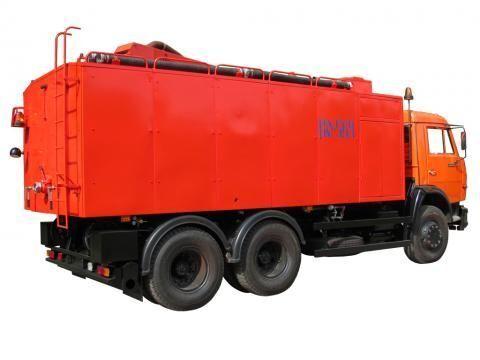 camion spurgo fognature KAMAZ KO-564