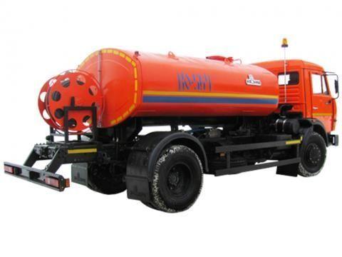 camion spurgo fognature KAMAZ KO-564-20