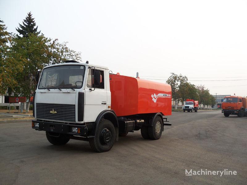 camion spurgo fognature MAZ KO-514-1
