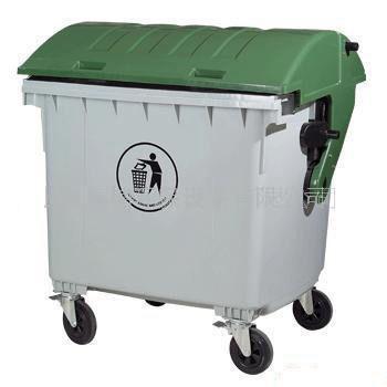 cassonetto per rifiuti