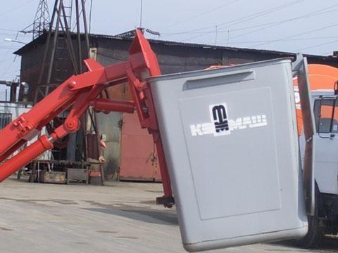 cassonetto per rifiuti M30-20.00.000