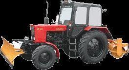 spazzaneve MTZ 82 MK (otval+shchetka)