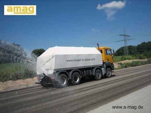 spazzatrici MAN Wasserwagen MAN TGA 41.480 - 8x8
