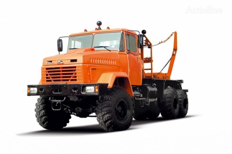altre macchine edili KRAZ 64372 tip 1