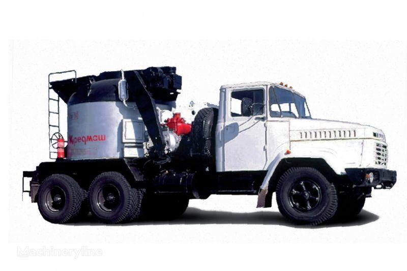 altre macchine edili KRAZ 65055 KDM 1502 Kotel dlya litogo asfalta