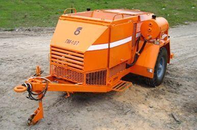 altre macchine edili PM 107 Recikler asfaltobetona nuovo