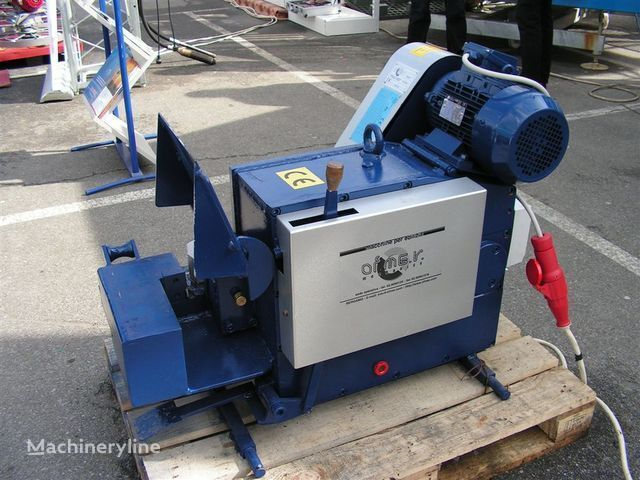 attrezzatura industriale Stanok dlya rubki armatury S-42
