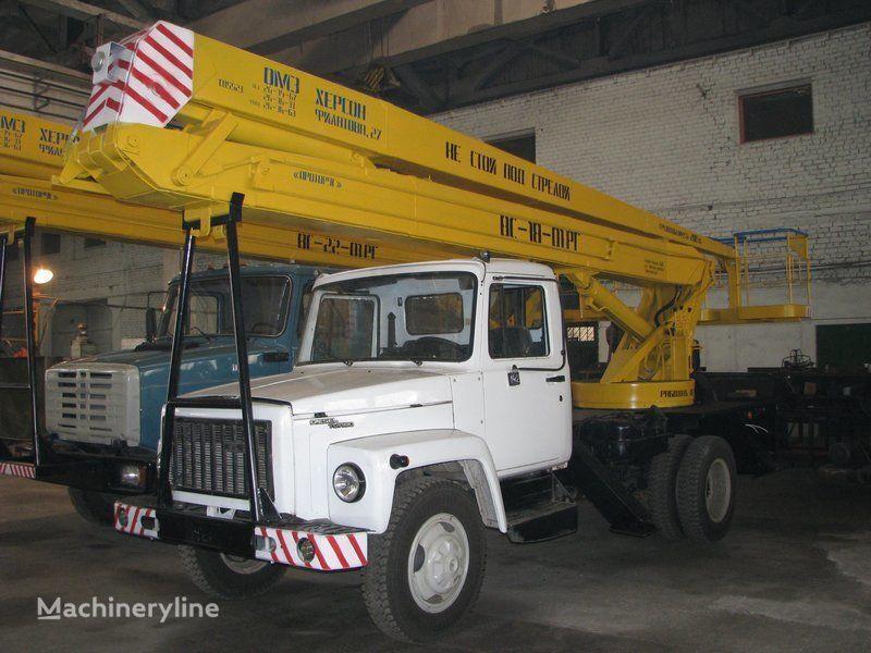 autocarrata GAZ VS—18-01 RG