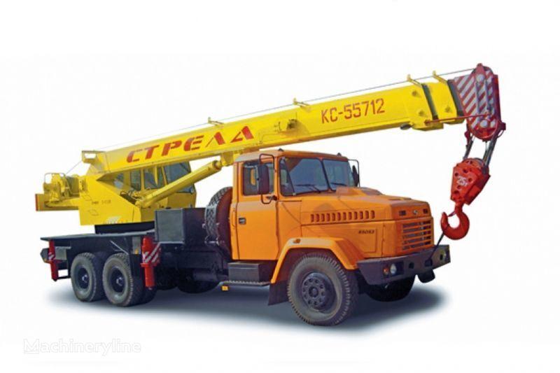 autogrù KRAZ 65053 (KTA-25) i KrAZ-63221 (KTA-25)