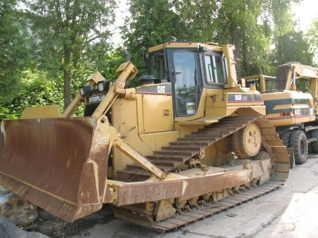bulldozer CATERPILLAR  D6R  LGP  ARENDA
